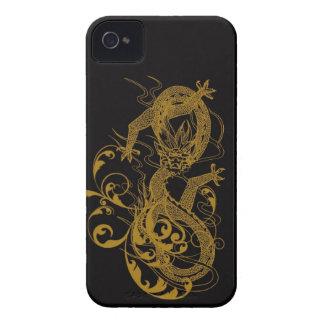 El año chino del dragón 2012 Case-Mate iPhone 4 cárcasas