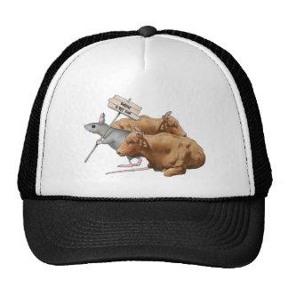 El Anti-Tiranizar: Toros, ratón: Tiranizar no fres Gorros