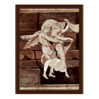 El Aphrodite lleva París a un duelo con Menelaus Postal