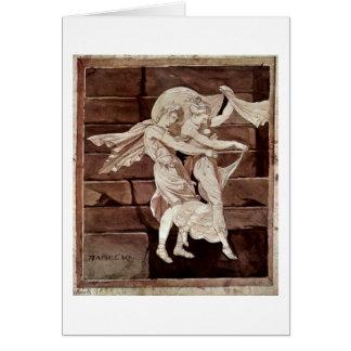 El Aphrodite lleva París a un duelo de Juan Fuseli Felicitaciones
