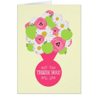 El aprecio del profesor le agradece cardar tarjeta de felicitación