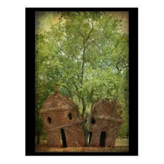 .:: El árbol del puesto de observación::. Postal