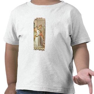 El arcángel Gabriel (el panel) Camisetas