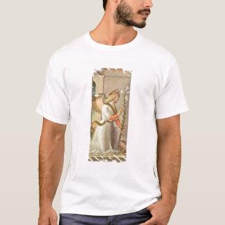 El arcángel Gabriel (el panel) Camiseta