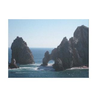 EL Arco; Cabo San Lucas Lienzo Envuelto Para Galerías