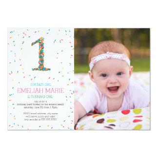 Echa un vistazo a las invitaciones para fiestas del primer cumpleaños para niños de Zazzle