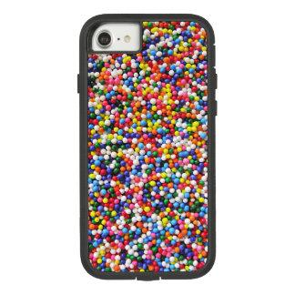 El arco iris asperja funda tough extreme de Case-Mate para iPhone 8/7