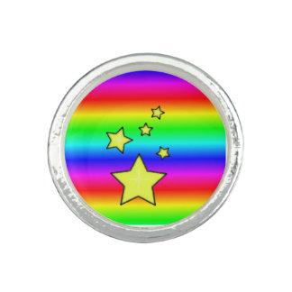 El arco iris protagoniza LGBT Anillo