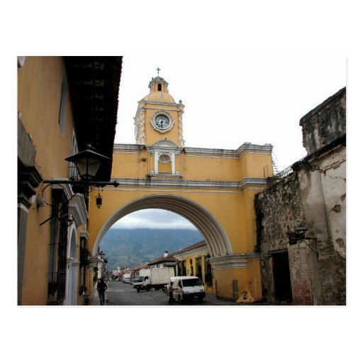 EL Arco, La Antigua, Guatemala Postales