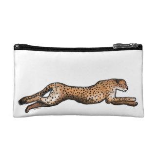 El arte corriente del guepardo compone el bolso