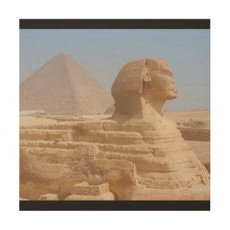 El arte de la pared de Giza Egipto de la esfinge