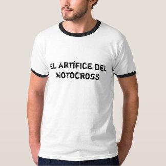 EL artifice del motocross Camiseta