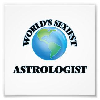El Astrologist más atractivo del mundo Arte Fotográfico