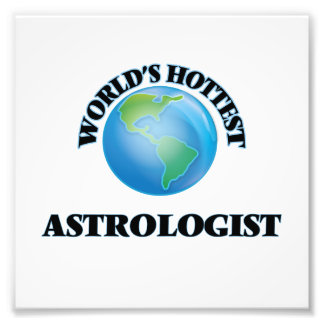 El Astrologist más caliente del mundo Impresion Fotografica