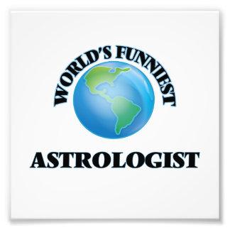 El Astrologist más divertido del mundo Arte Fotografico