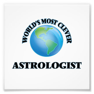 El Astrologist más listo del mundo Arte Fotográfico