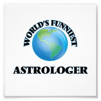 El astrólogo más divertido del mundo arte fotografico