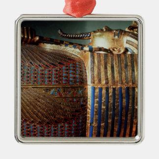 El ataúd íntimo de Tutankhamun Adorno De Navidad