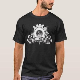 El atlas oficial encogió el cobre del d'Anconia de Camiseta