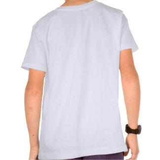 El atletismo de cinco estrellas DE ENCARGO embroma Camisetas