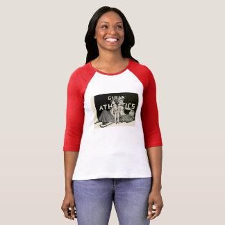 El atletismo de los chicas - imagen 1913 del camisetas