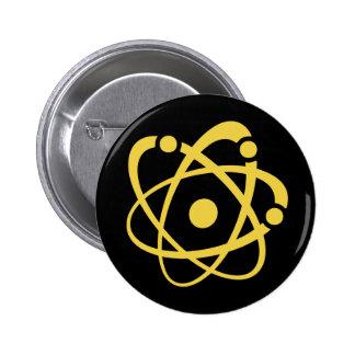 El Au atómico del bingo va va Chapa Redonda 5 Cm