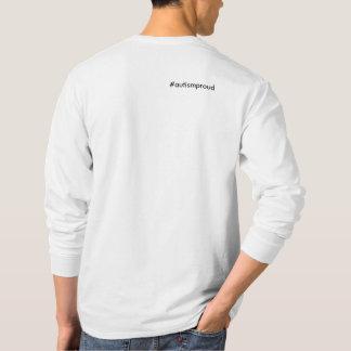 El autismo es evolución camiseta