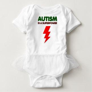 El autismo es superpoder, niños, niños, importa de body para bebé