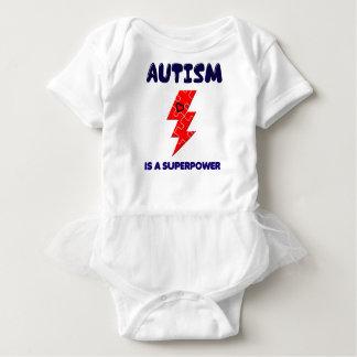 El autismo es superpotencia, mente mental de la body para bebé