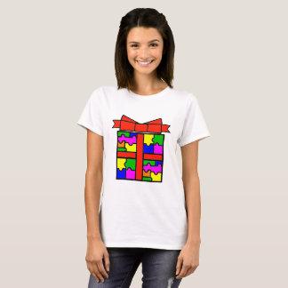 El autismo es una camiseta del regalo