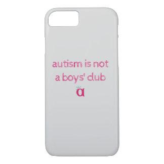 el autismo no es un caso incompleto del club de funda iPhone 7