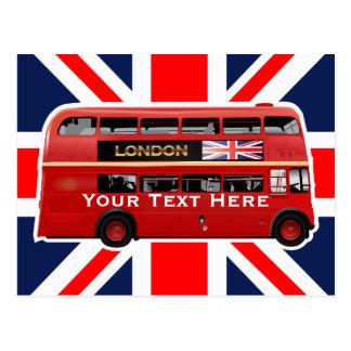El autobús de Londres Postal