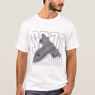 El avión de espía supersónico más rápido: Mirlo Camiseta