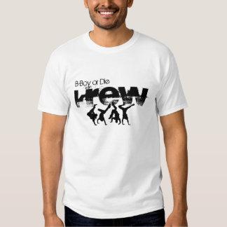 El B-Muchacho o muere Krew Camisetas