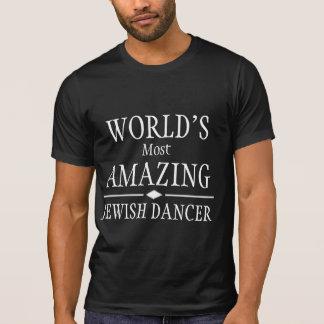 El bailarín judío más asombroso del mundo camisetas