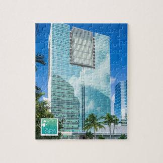 El balneario en el rompecabezas de Conrado Miami