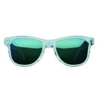 El balneario en las gafas de sol de Conrado Miami