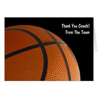 El baloncesto agradece sus tarjetas del equipo