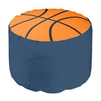 El baloncesto se divierte el taburete Seat de la Puf
