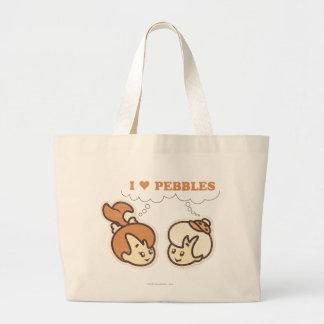El Bam Bam ama PEBBLES™ Bolsas