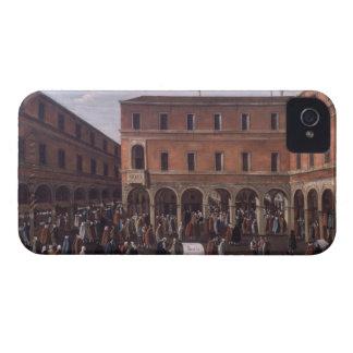 El Bancho del Giro en el Rialto Venecia iPhone 4 Case-Mate Protector