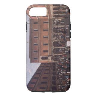 El Bancho del Giro en el Rialto, Venecia Funda iPhone 7