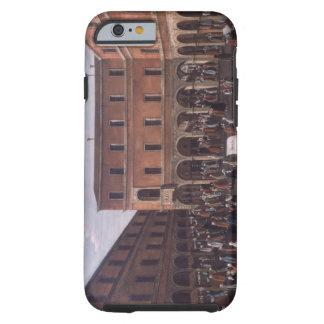 El Bancho del Giro en el Rialto, Venecia Funda Resistente iPhone 6