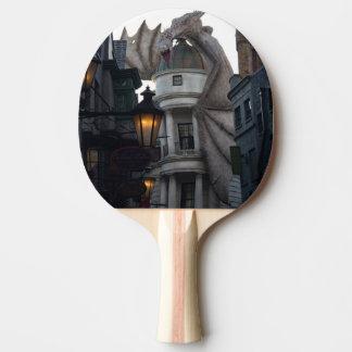 El banco del mago de protección de respiración del pala de ping pong