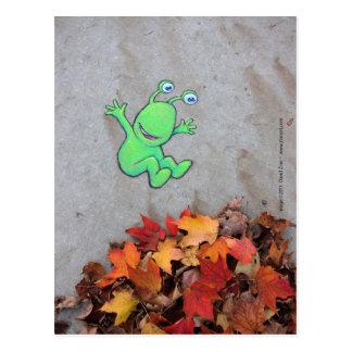 el bandido leafpile postal