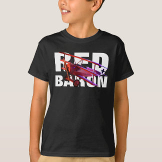 El barón rojo Fokker Triplane Camiseta