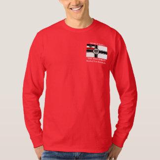 El barón rojo Manfred Von Richthofen L.S. Tee Camiseta