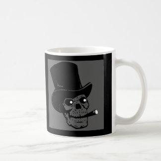 El barón taza (gris)