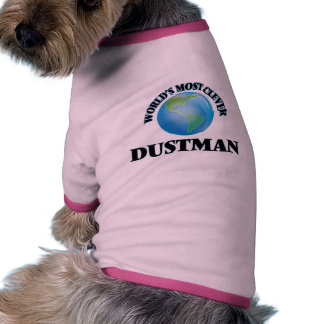 El basurero más listo del mundo camisa de perrito