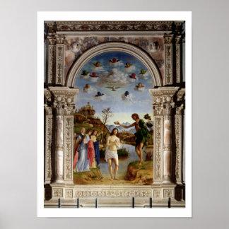 El bautismo de Cristo 2 Poster